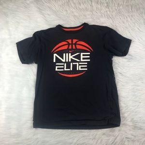 Men's Nike Blue Dry Fit T Shirt size Medium